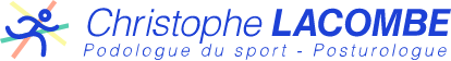Logotype Christophe Lacombe Podologue