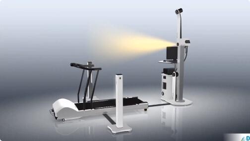 La machine Motion Lab 4D : présentation et fonctionnement en anglais